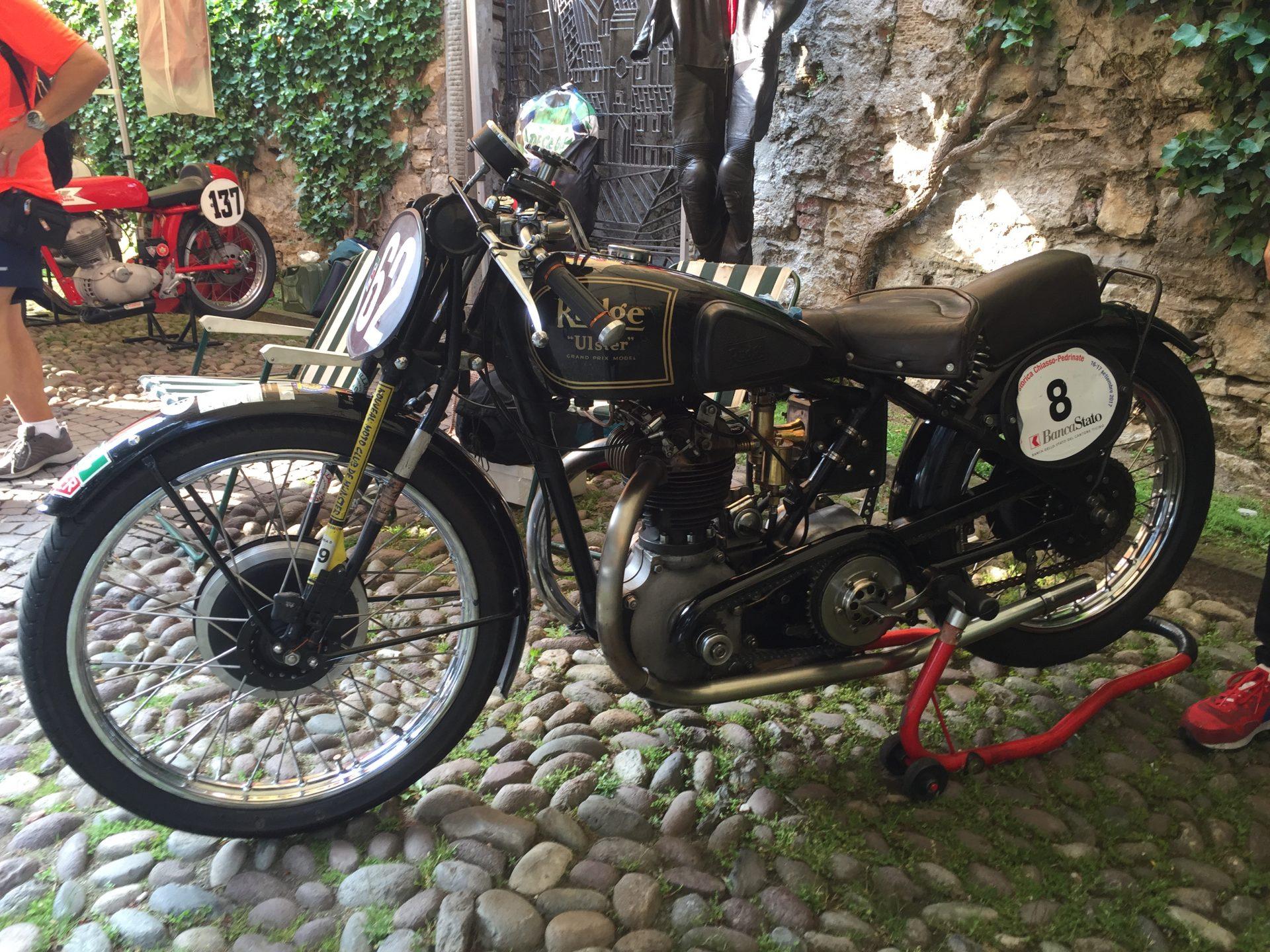 2018   Bergamo Historic Grand Prix
