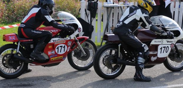 2019   Josef's BSA TEAM am Auerberg