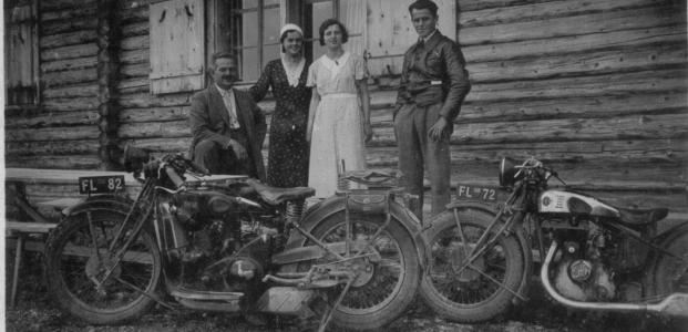 DKW Zweizylinder – Geschichte